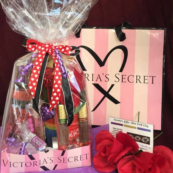 Birthday Holiday Victoria Secret VS Gift Basket